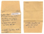"Cr. 65/5 ""AVR"" Sextans old collection envelope"