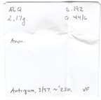 Cr. 44/6 anonymous quinarius RBW envelope
