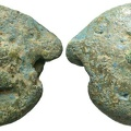 Cr. 14/6 Æ Cast Uncia, 280-265 B.C., Rome mint